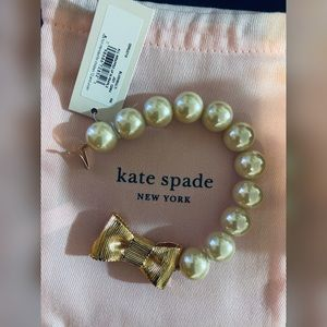 Kate Spade All Wrapped Up in Pearls Bracelet